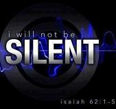 I will not be silent anymore.